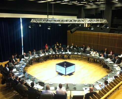 Workshop al AMET în prezența reprezentanților Comisiei Europene și ManagEnergy 1