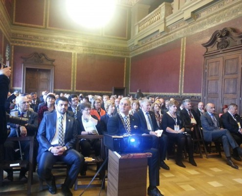 Participare și susținere a acțiunilor Rotary - aniversarea a 85 de ani de la înființarea Clubului Rotary Timișoara 3
