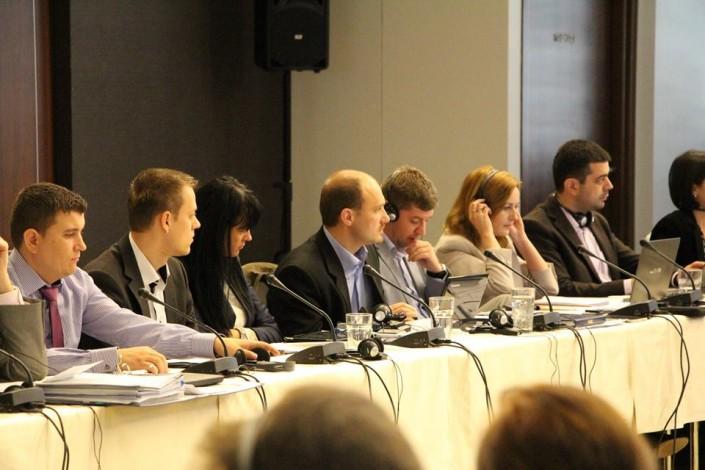 Ședințe de negociere a programului România-Ungaria 2014-2020, Oradea 2014 1