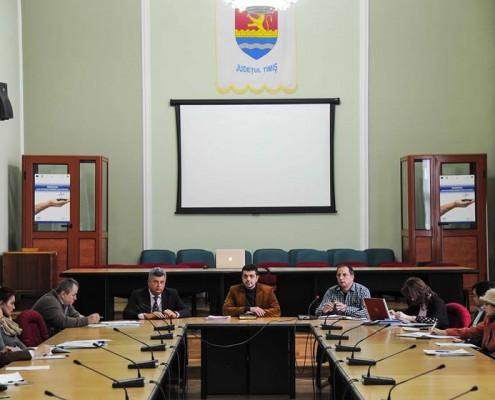 Constituirea clusterelor de turism și agricultură din județul Timiș și Banat, ianuarie 2014
