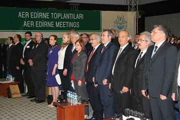 """Ședință a plenurilor Comisiilor 1 și 2 ARE sub sloganul """"Îndrăznește să reușești!"""", aprilie 2014"""