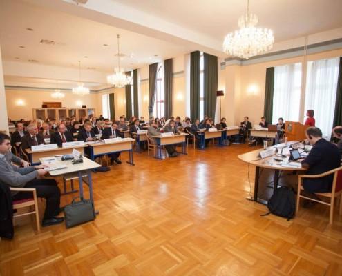 Ședință a Biroului Executiv și Biroului Politic ale ARE, februarie 2014