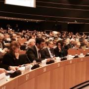 Sustinerea discursului meu din Parlamentul European cu privire la Acordul de Parteneriat 2014-2020 între România și Uniunea Europeană, martie 2014