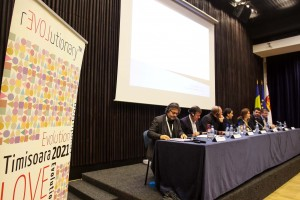 Susținerea cursei pentru titlu Timișoara Capitală Culturală Europeană în anul 2021 8