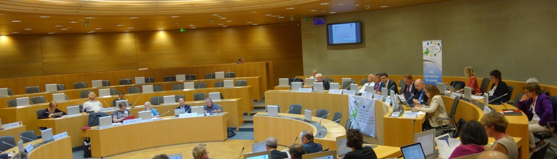 Ședință plenară a Comisiei Economice și de Dezvoltare Regională a ARE, Strasbourg 6