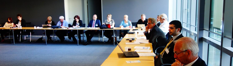 Ședință plenară a Comisiei Economice și de Dezvoltare Regională a ARE, Strasbourg 7