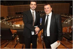 Investirea lui Marian Constantin Vasile în funcția de Vicepreședinte al Consiliului Județean Timiș, 27 iunie 2012 4