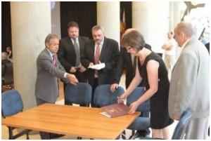 Investirea lui Marian Constantin Vasile în funcția de Vicepreședinte al Consiliului Județean Timiș, 27 iunie 2012 3