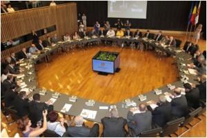 Investirea lui Marian Constantin Vasile în funcția de Vicepreședinte al Consiliului Județean Timiș, 27 iunie 2012 1