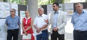 Expozitie a Planului de Amenajare al Teritoriului Judetului Timis, 2013 1