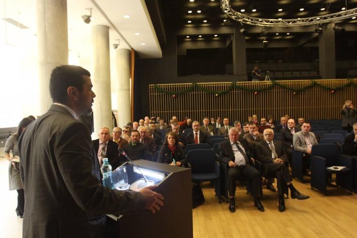 Lansarea masterplanului energetic al județului Timiș, primul masterplan de acest gen din România, 2013 6