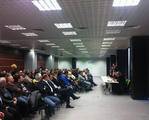 Delegație Permanentă Teritorială PNL Timiș, Timișoara, martie 2014