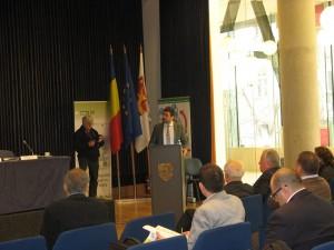 Lansarea masterplanului energetic al județului Timiș, primul masterplan de acest gen din România, 2013 2