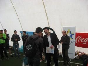 Campionat universitar de minifotbal, etapa 1, cu echipe din vestul tarii, 2014 6