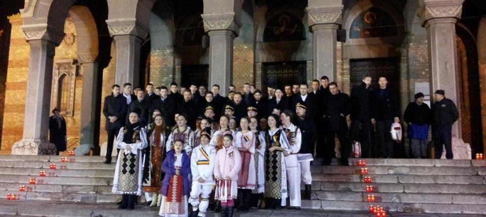 Comemorarea Revoluției Române, 18 decembrie, 2012 1