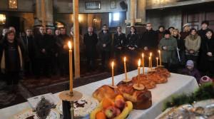 Biserica Martirilor, 17 decembrie, 2012 1