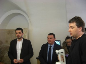 Susținerea retehnologizării Bibliotecii Județene Timiș, ianuarie 2014 1