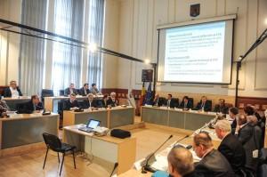 Prima Adunare Generală a Consiliului Consultativ Economic al Timișoarei 2
