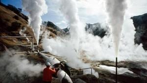 Energie Geotermala