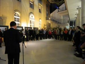 """Deschiderea expoziției """"A 50-a aniversare a Tratatului Elysée"""" 4"""
