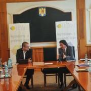Dezbatere organizată de Agenția Națională de Presă AGERPRES despre regionalizare, iulie 2013 2