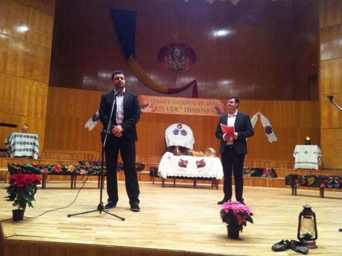 Festivalul de Muzică, Tradiții și Obiceiuri de Crăciun în Euroregiunea DKMT, decembrie 2013