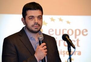 Deschidere a Centrului de Informare Europe Direct, 2013 1