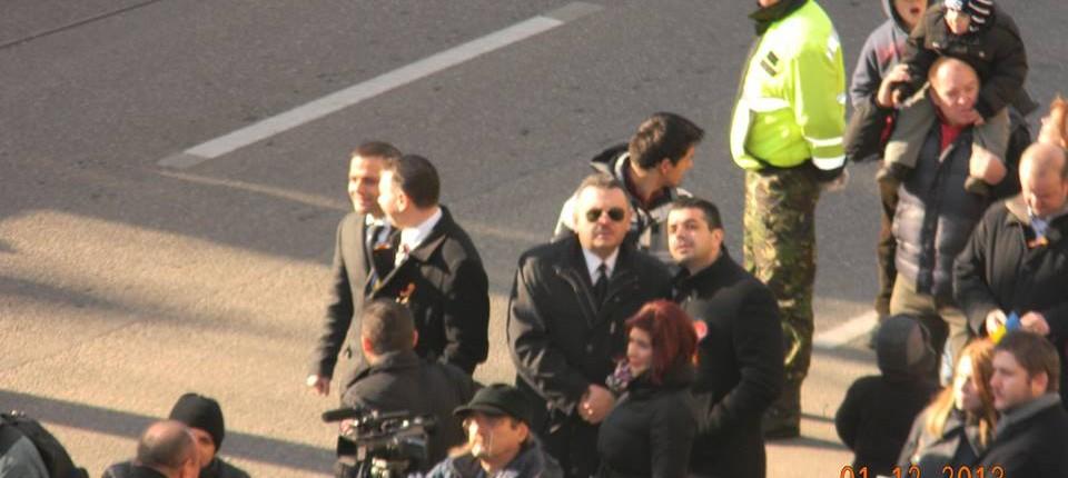 Parada Militară la Ziua Națională a României, Consiliul Jutețean Timiș, 1decembrie, 2013 3