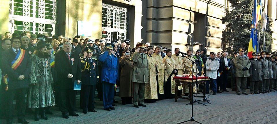 Parada Militară la Ziua Națională a României, Consiliul Jutețean Timiș, 1decembrie, 2013 1
