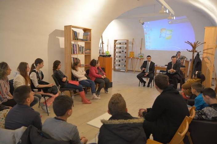 """Eveniment organizat în cadrul """"Săptămânii Altfel"""", aprilie 2015 3"""