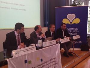 Ședința plenară a Comisiei Economice și de Dezvoltare Regională a Adunării Regiunilor Europene, Bruxelles, 2013 2