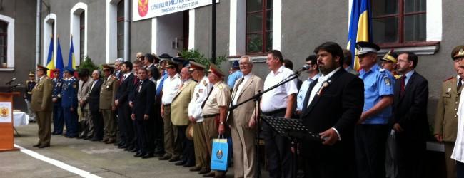 Moment aniversar la Centrul Militar Zonal Timis, 2014 1