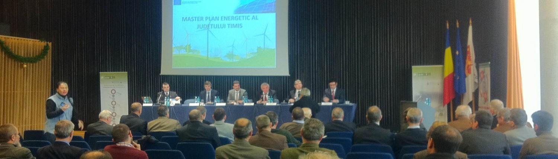 photo9Lansarea masterplanului energetic al județului Timiș, primul masterplan de acest gen din România, 2013 5
