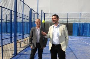 Inaugurarea primului teren de PADEL din Timisoara, 2015 4