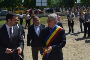 Inaugurarea salii de sport de la Ghilad, 2015 3