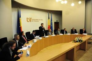 Participare la lucrările Consorțiului Universitaria, Universitatea de Vest Timișoara, 2015 1