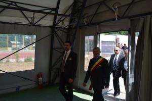 Inaugurarea salii de sport de la Ghilad, 2015 7