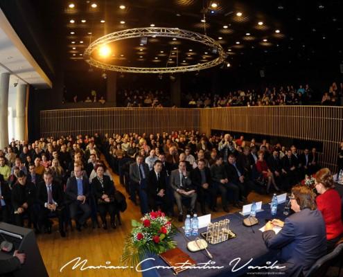 """Conferința regională """"Perspectivele APDRP și APIA privind actualul și viitorul ciclu de finanțare"""", februarie 2014"""