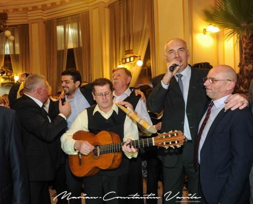 Cu prietenii sârbi, la revelionul pe rit vechi, ianuari 2015