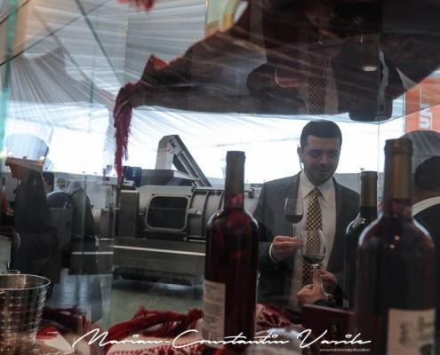 Salonulu Internațional de Vinuri VinVest, aprilie 2015