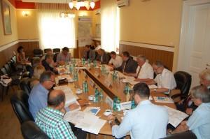 Sedinta Consiliu de Dezvoltare Regionala - 3