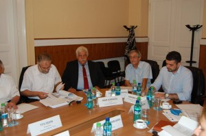 Sedinta Consiliu de Dezvoltare Regionala - 4
