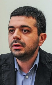 Marian Constantin Vasile - secretar general PNL Timis - Foto DeBanat