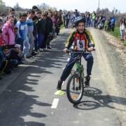 Pista cicloturism Bega - Foto Ora de Timis