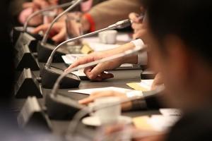 Vot in CJT - Sursa foto Ziua de Vest