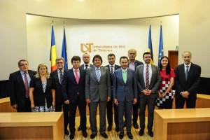 Rezolutie dezvoltare metropolitana Timisoara - Arad - 2