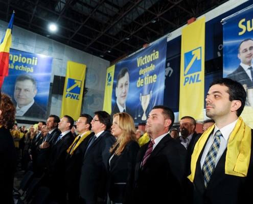 Campania electorală pentru Parlamentul European, aprilie-mai 2014