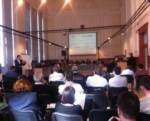 """Seminar """"Energia geotermală – Soluții și proiecte locale în atingerea obiectivelor Strategiei Europa 2020"""", martie 2014 1"""