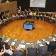 Investirea lui Marian Constantin Vasile în funcția de Vicepreședinte al Consiliului Județean Timiș, iunie 2012