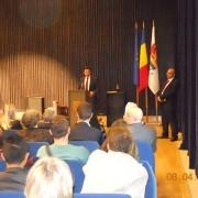 Ziua Internațională a Rromilor, aprilie 2013